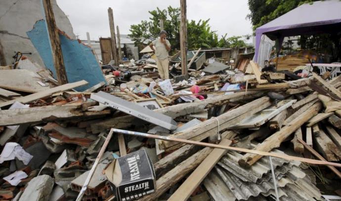 רעידת האדמה באקוודור