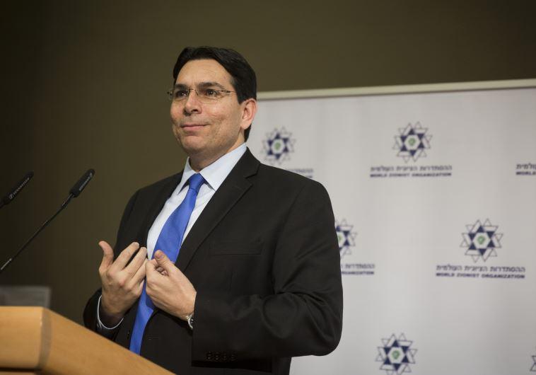 """שגריר ישראל באו""""ם דני דנון. צילום: פלאש 90"""