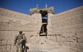 חיילים בריטים באפגניסטן