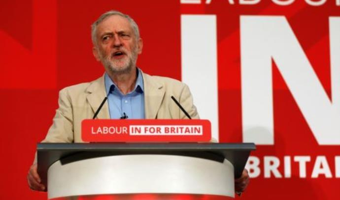 ג'רמי קורבין, מנהיג מפלגת הלייבור