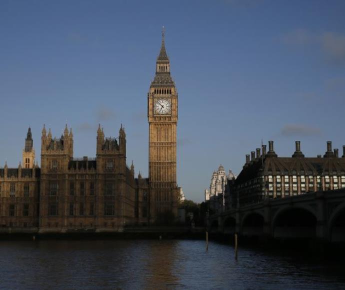 מגדל השעון ביג בן בלונדון