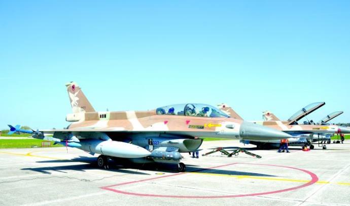 מטוס של חיל האוויר