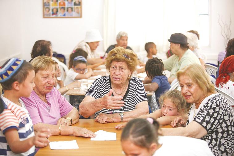 מסע בעקבות הפרויקטים של הקרן. צילום: דניאל בר און, נועם מוסקו, פלאש 90