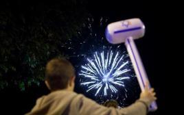 זיקוקים, יום העצמאות