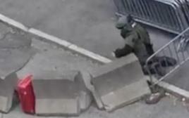 חפץ חשוד ליד בית כנסת באוסלו