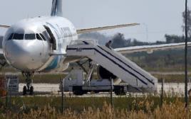 איירבוס A320 של חברת אג'יפט אייר