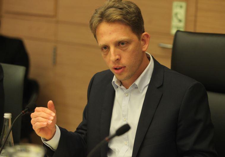 חבר הכנסת רועי פולקמן, צילום: יח''צ