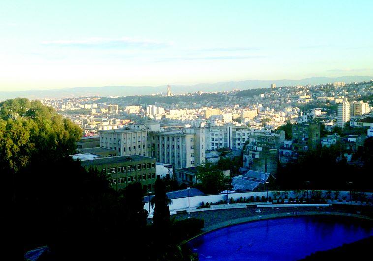 אלג'יר  (צילום: גדעון קוץ)