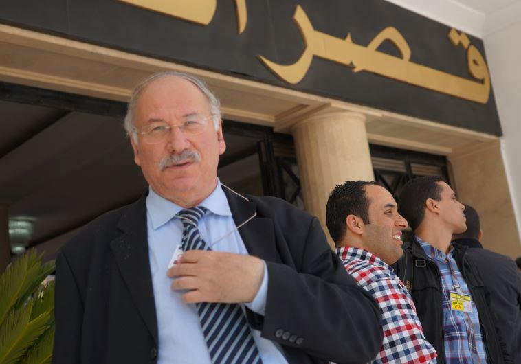 גדעון קוץ באלג'יר הבירה