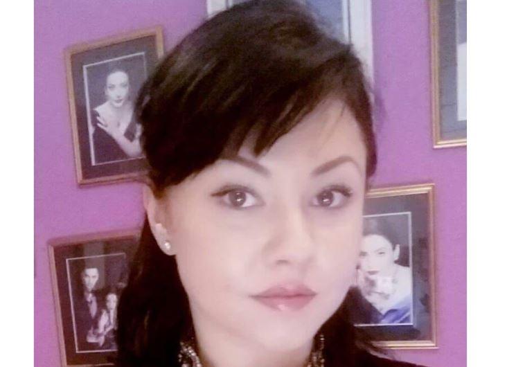 אנסטסיה רוסנוב, הנרצחת. צילום: ללא קרדיט