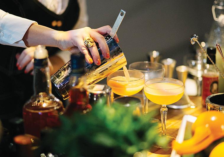 צ'פמן אמרה שהיא יודעת שהגזימה עם השתייה עוד לפני ששתתה. צילום: ניר עמוס