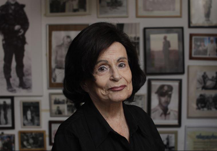 בת 89, מילכה בן ארי. צילום: רענן כהן