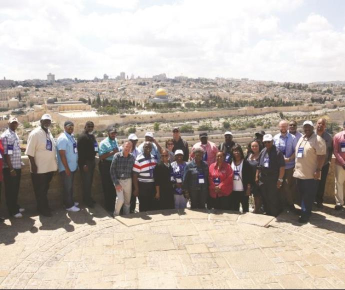 ביקור הכמרים בישראל