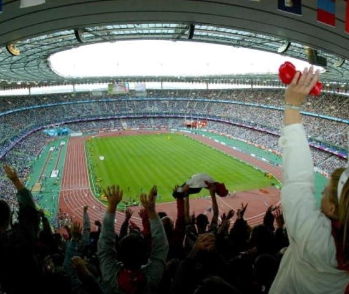 אצטדיון סטאד דה פראנס, בו ייערכו חלק מהמשחקים בטורניר יורו 2016