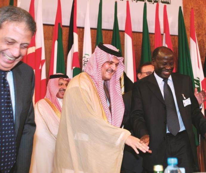 הליגה הערבית, 2007. שבה ואשררה את ההצעה