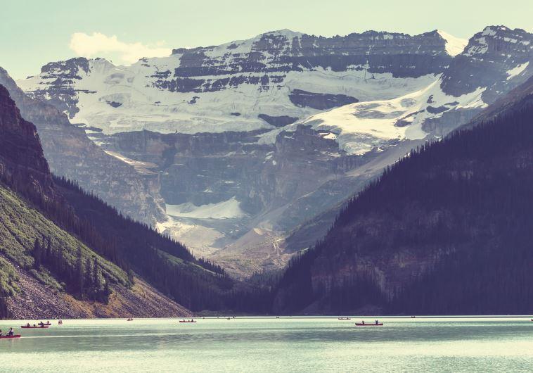 אגם לואיז בבאנף