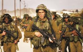 חיילי מילואים