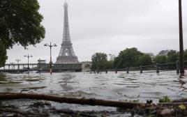 פריז מוצפת