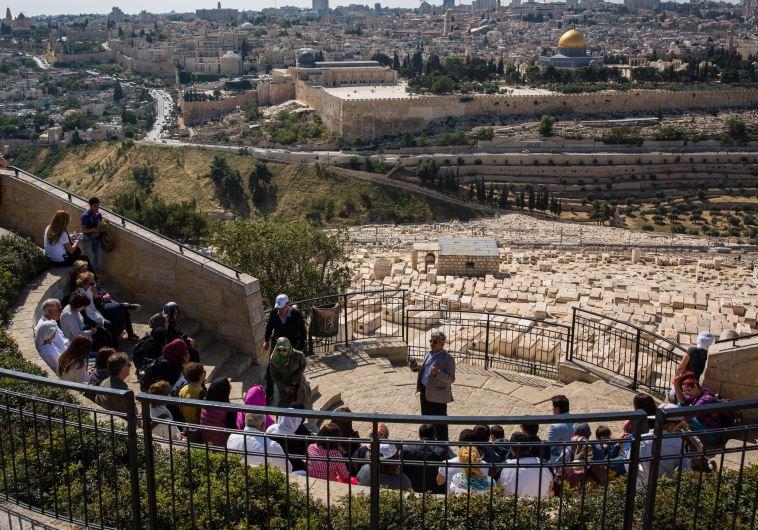 הר הזיתים בירושלים