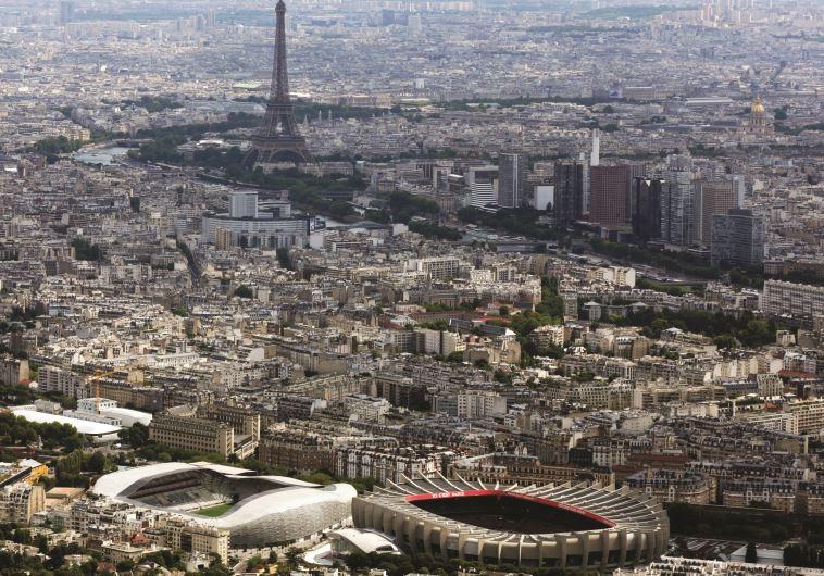 כל מילה מיותרת. פריז. צילום: רויטרס