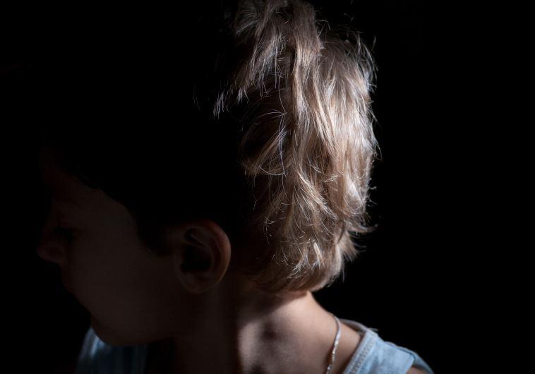 ילד שעבר התעללות מינית