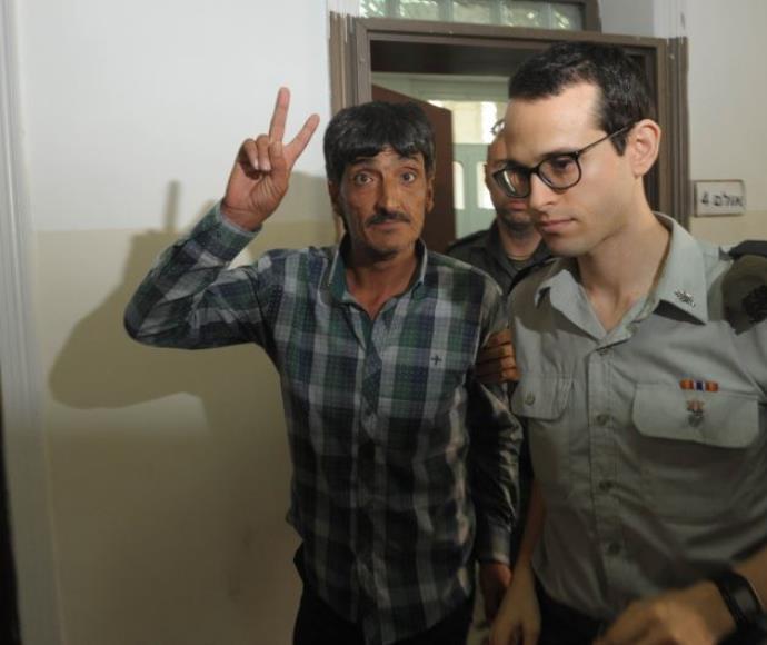 עימאד אבו שמסיה, הצלם שתיעד את הירי בחברון