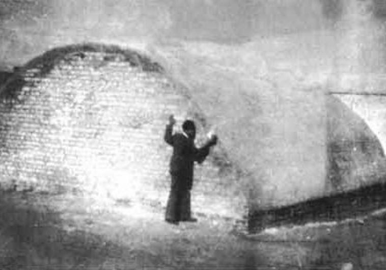 קבר אחים ליהודים שהוקם בעקבות הפרהוד