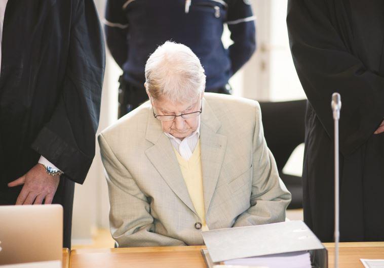 ריינהולד האנינג בבית המשפט. צילום: רויטרס