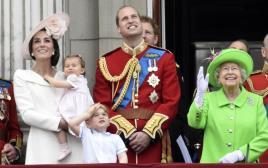 חגיגות יום הולדתה של המלכה אליזבת
