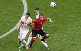 שווייץ נגד אלבניה, יורו 2016