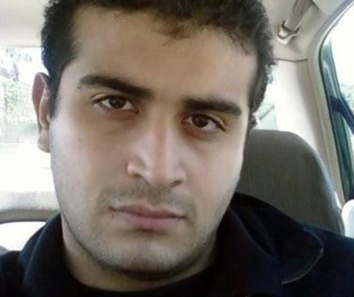 האדם החשוד בירי באורלנדו, עומאר מטין