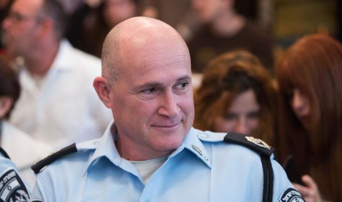 """מפקד לה""""ב 433, ניצב רוני ריטמן"""