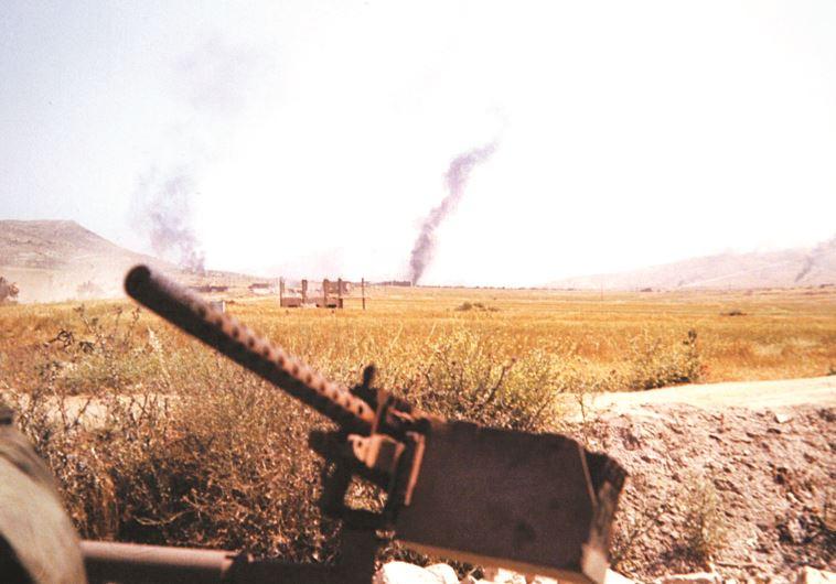 קרב סולטן יעקוב. צילום: מנחם בנטוב