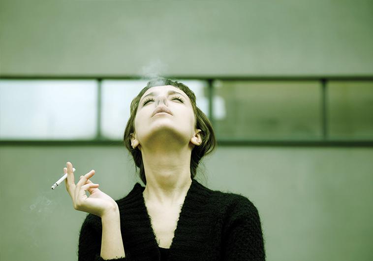 אילוסטרציה, עישון, מעשנים