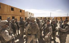 """חיילים בצבא ארה""""ב"""