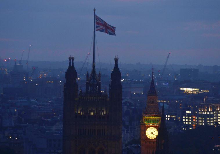סוף ליוניון ג'ק? עתיד הממלכה המאוחדת לוט בערפל, צילום: רויטרס