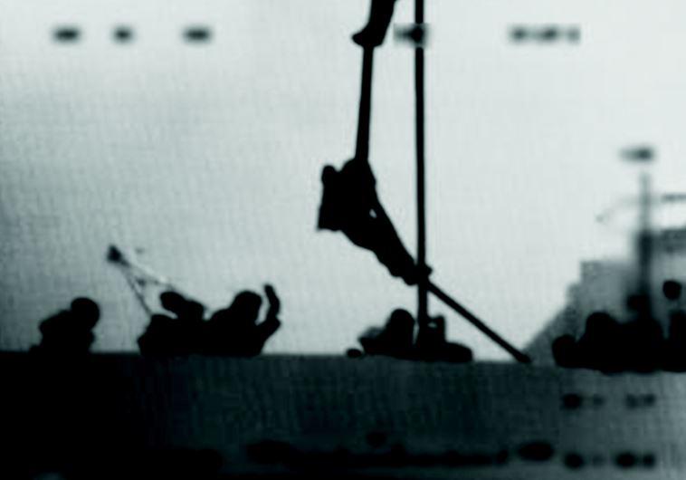 ההשתלטות על ספינת המרמרה, מאי 2010 (צילום: רויטרס)