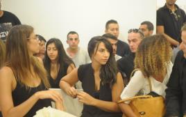 בנותיה של אחת מהנרצחות במשפט שמעון קופר, שרית ורינת