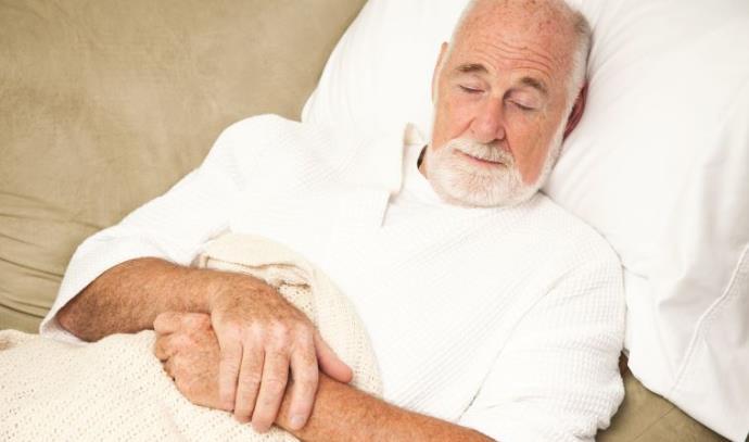אדם מבוגר ישן