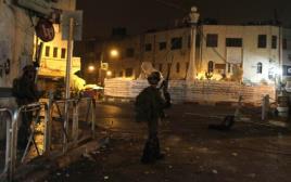 כוחות הביטחון ברמאללה, ארכיון