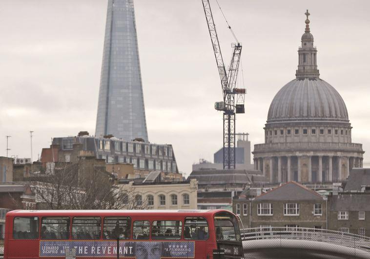 לונדון, בירת הממלכה המאוחדת