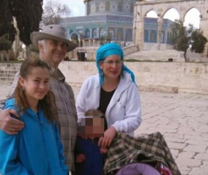 הלל יפה אריאל שנרצחה בפיגוע בקריית ארבע