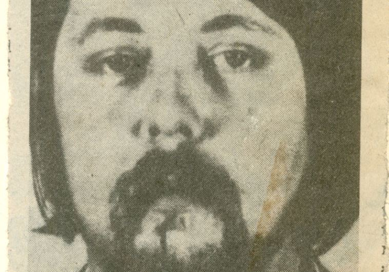 """וילפריד בזה, אחד החוטפים מתא """"באדר מיינהוף. צילום: רפרודוקציה"""