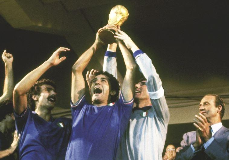 נבחרת איטליה, 1982. צילום: Steve Powellallsportgettyimages