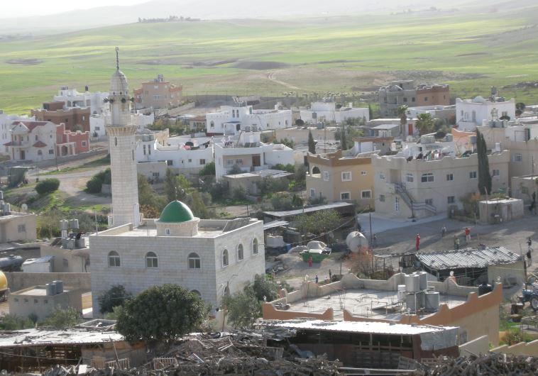הכפר דריג'את במועצת אל קסום. צילום: ויקיפדיה