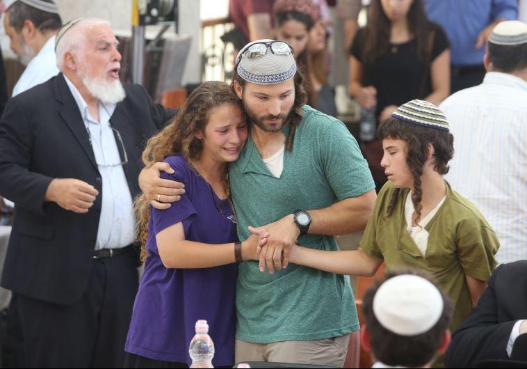 ילדיו של מיכאל מרק. צילום: מרק ישראל סלם