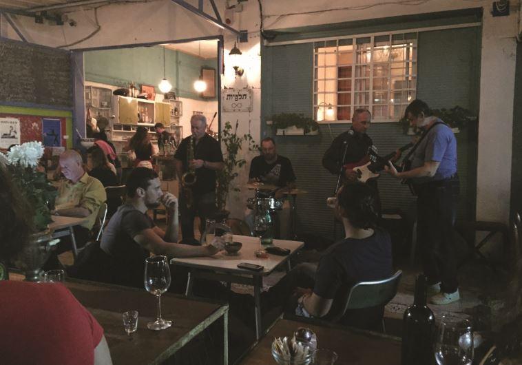 שוק תלפיות בחיפה