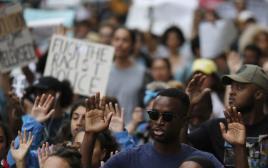 הפגנות תנועת Black Lives Matter