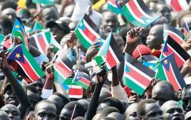 חגיגות הכרזת העצמאות של דרום סודן, 9 ביולי 2011