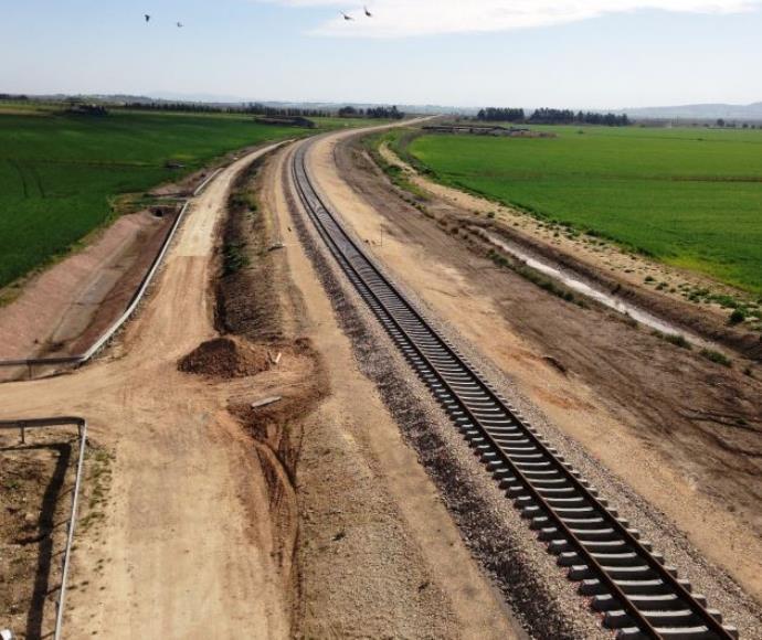 מסילת רכבת העמק החדשה